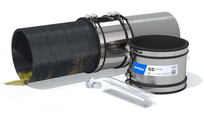 Chemical Coupling on pipes