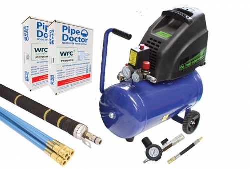 Pipe Doctor contractor kits